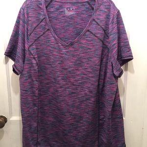 LIVI Active Short Sleeve Shirt
